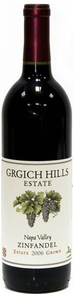 Вино Grgich Hills Estate Zinfandel 2006 (Biodynamic Wine)