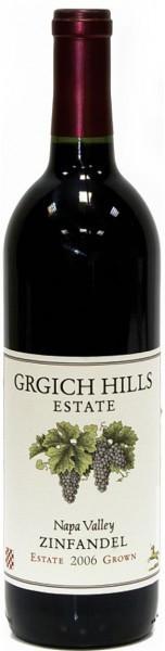 Вино Grgich Hills Estate Zinfandel 2006 (Biodynamic Wine)