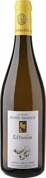"Вино Domaine Patrick Baudouin, ""Effusion"", Anjou AOC, 2012"