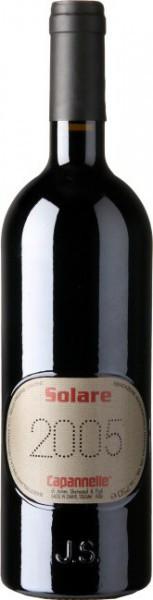 Вино Solare Vino da Tavola di Toscana Rosso IGT Sangiovese 2005