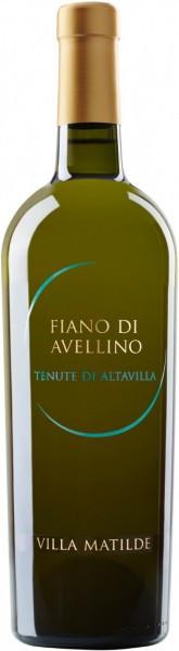 Вино Villa Matilde, Fiano di Avellino DOCG, 2009