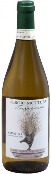 "Вино Sergio Mottura ""Tragugnano"" Orvieto DOC 2009"