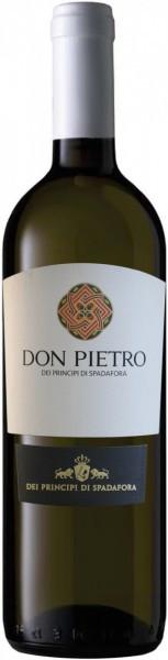 "Вино Azienda Agricola Spadafora, ""Don Pietro"" Bianco, 2015"