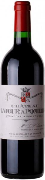 Вино Chateau Latour A Pomerol, Pomerol AOC, 1999