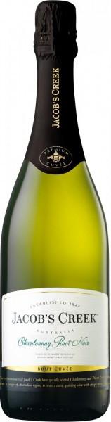 """Игристое вино """"Jacob's Creek"""" Chardonnay Pinot Noir, Brut Cuvee"""