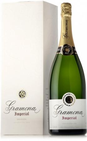 Игристое вино Gramona, Cava Imperial Gran Reserva DO, 2006, gift box