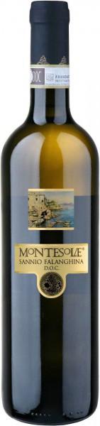 "Вино Colli Irpini, ""Montesole"" Falanghina, Sannio DOC"