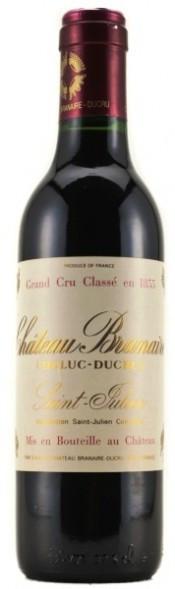 Вино Chateau Branaire-Ducru AOC Saint-Julien 4-eme Grand Cru Classe 2001, 0.375 л