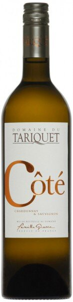 """Вино Domaine du Tariquet, """"Cote"""" Tariquet, Cotes de Gascogne VDP, 2015"""