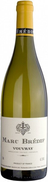 Вино Vouvray AOC, 2015