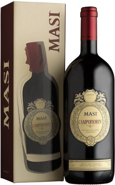 "Вино Masi, ""Campofiorin"", Rosso del Veronese IGT, 2010, gift box, 1.5 л"