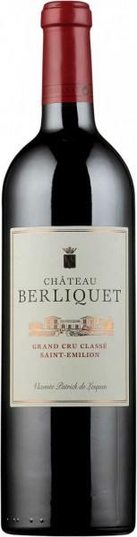 Вино Chateau Berliquet, Saint-Emilion AOC, 2010