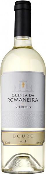 Вино Quinta da Romaneira, Verdelho, Douro DOC, 2014