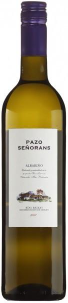 Вино Pazo Senorans, Albarino, Rias Baixas DO, 2013