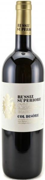 Вино Russiz Disore Collio Bianco DOC 2007