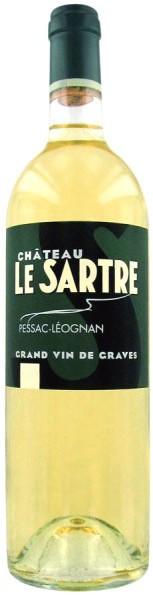 "Вино ""Chateau Le Sartre"" Blanc, Pessac-Leognan AOC, 2007"