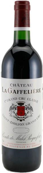 Вино Chateau La Gaffeliere AOC (Saint Emilion), 1996