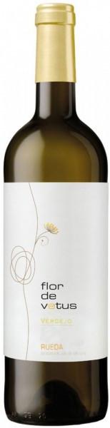 """Вино """"Flor de Vetus"""" Verdejo, Rueda DO, 2014"""
