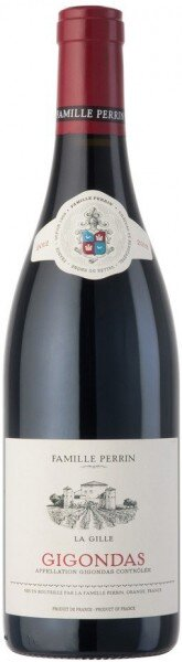 "Вино Perrin et Fils, ""La Gille"" Gigondas AOC, 2014"
