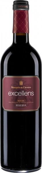 """Вино Marques de Caceres, """"Excellens"""" Reserva, Rioja DOC, 2011"""