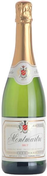 """Игристое вино """"Montmartre"""" Brut"""