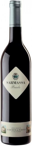 "Вино Marchesi di Barolo, ""Sarmassa"" Barolo DOCG, 2011"
