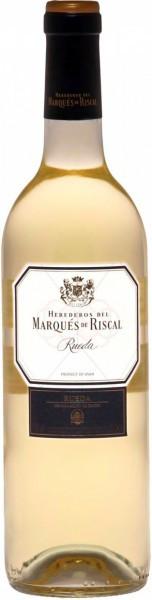 "Вино ""Herederos del Marques de Riscal"", Rueda Verdejo, 2015"