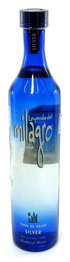 Текила Legenda Del Milagro Silver, 0.75 л