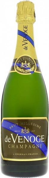 """Шампанское Champagne de Venoge, """"Cordon Bleu"""" Millesime, 1996, 1.5 л"""