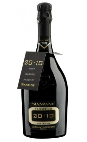 Просекко Le Manzane 2010 Prosecco Superiore Millezimo 0.75л