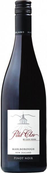 """Вино Clos Henri, """"Petit Clos"""" Pinot Noir, Marlborough, 2014"""