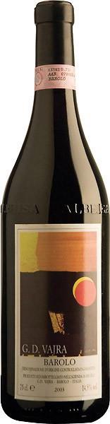 "Вино G.D.Vajra, ""Albe"", Barolo DOCG, 2005"