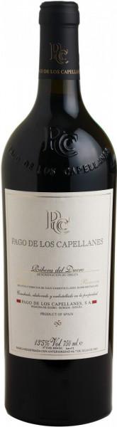 Вино Pago de los Capellanes, Tinto Reserva, Ribera del Duero DO, 2015
