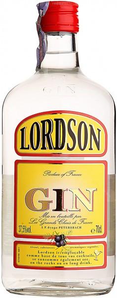 """Джин """"Lordson"""", 0.7 л"""