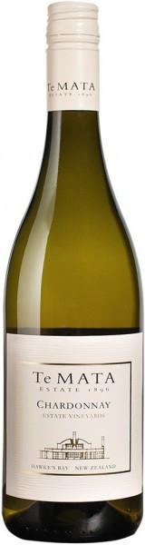 Вино Te Mata, Chardonnay Estate Vineyards, 2012