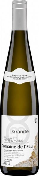 "Вино Domaine de l'Ecu, ""Expression de Granite"" Muscadet Sevre et Maine AOC, 2010"