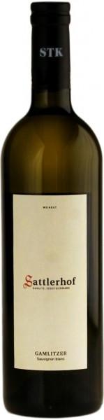 "Вино Sattlerhof, ""Gamlitzer"" Sauvignon Blanc, 2014"