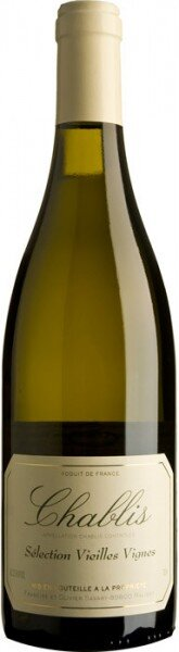 Вино Savary, Chablis AOC Selection Vieilles Vignes, 2012