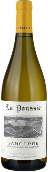 """Вино """"La Poussie"""", Sancerre AOC Blanc, 2013, 0.375 л"""