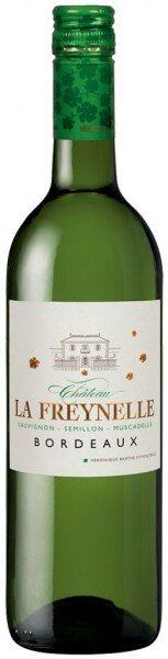 "Вино ""Chateau La Freynelle"" Blanc, Bordeaux AOC, 2014"
