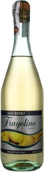 Игристое вино San Remo, Fragolino Bianco