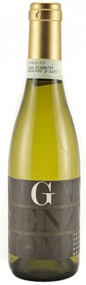 Игристое вино Vigna Senza Nome Moscato d'Asti DOCG 2010, 0.375 л