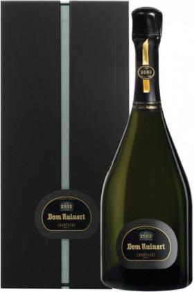"Шампанское ""Dom Ruinart"", 2002, gift box"