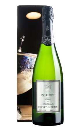 Игристое вино Bouvet-Ladubay Instinct Cuvee du Millenaire Saumur Brut 2009 0.75л