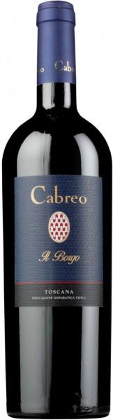 """Вино Cabreo, """"Il Borgo"""", Toscana IGT, 2010"""