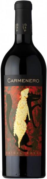 Вино Carmenero VdT, 2001