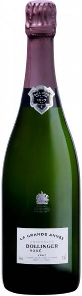 "Шампанское Bollinger, ""La Grande Annee"" Rose Brut AOC, 2005"