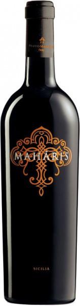 """Вино Feudo Maccari, """"Maharis"""", Sicilia IGT, 2008"""
