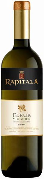 "Вино Rapitala, ""Fleur"" Viognier, Sicilia IGT, 2011"