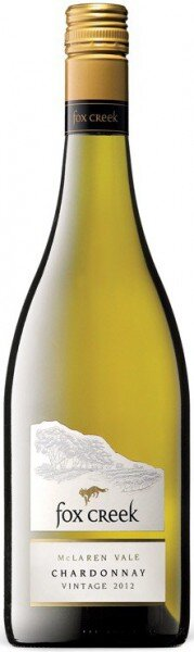 Вино Fox Creek, Chardonnay, 2012